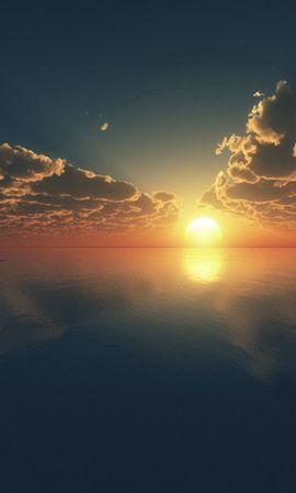 137597 скачать обои Природа, Dune Before Sunrise, Песок, Дюны, Пустыня - заставки и картинки бесплатно
