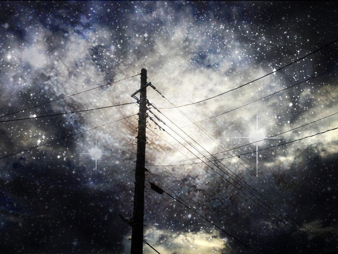 Скачать картинку Космос, Звезды, Небо, Пейзаж в телефон бесплатно.