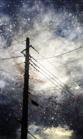 21667 скачать обои Пейзаж, Небо, Космос, Звезды - заставки и картинки бесплатно