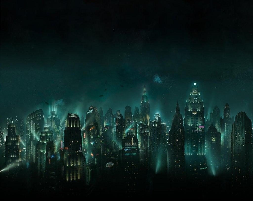 16199 скачать обои Города, Ночь, Архитектура - заставки и картинки бесплатно