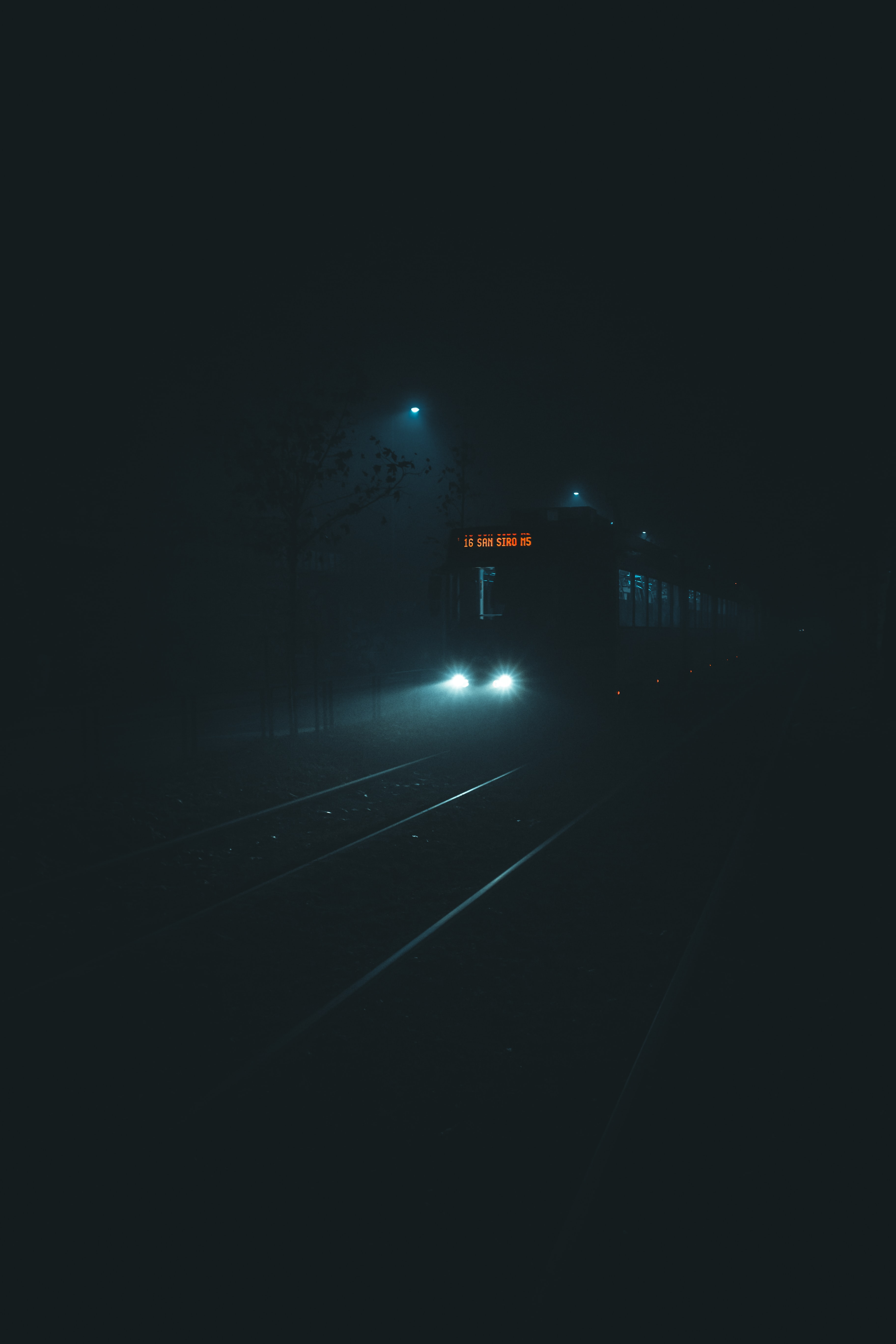 132911 Screensavers and Wallpapers Train for phone. Download Night, Dark, Darkness, Train pictures for free