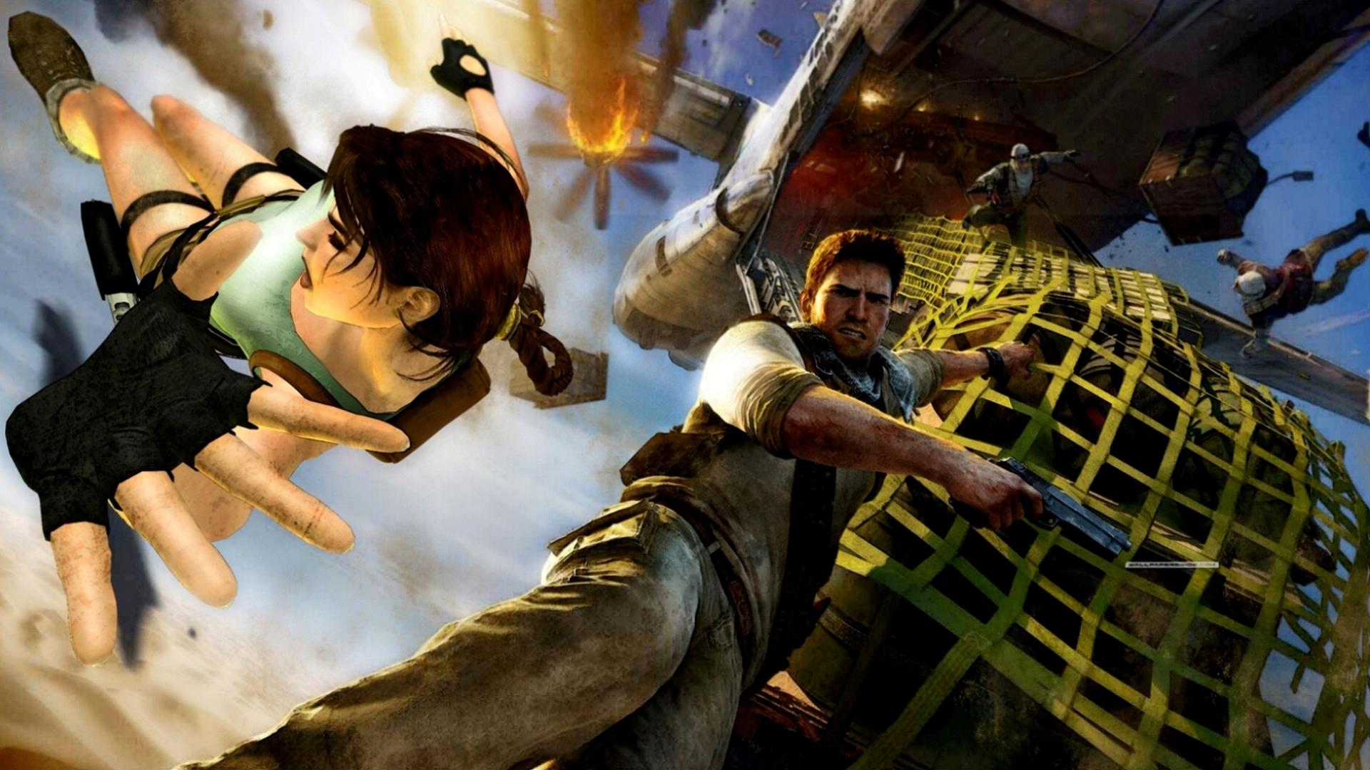 35937 baixar papel de parede Jogos, Lara Croft: Tomb Raider - protetores de tela e imagens gratuitamente
