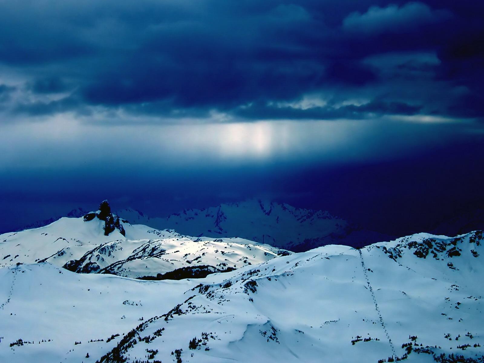 9011 скачать обои Пейзаж, Небо, Горы - заставки и картинки бесплатно