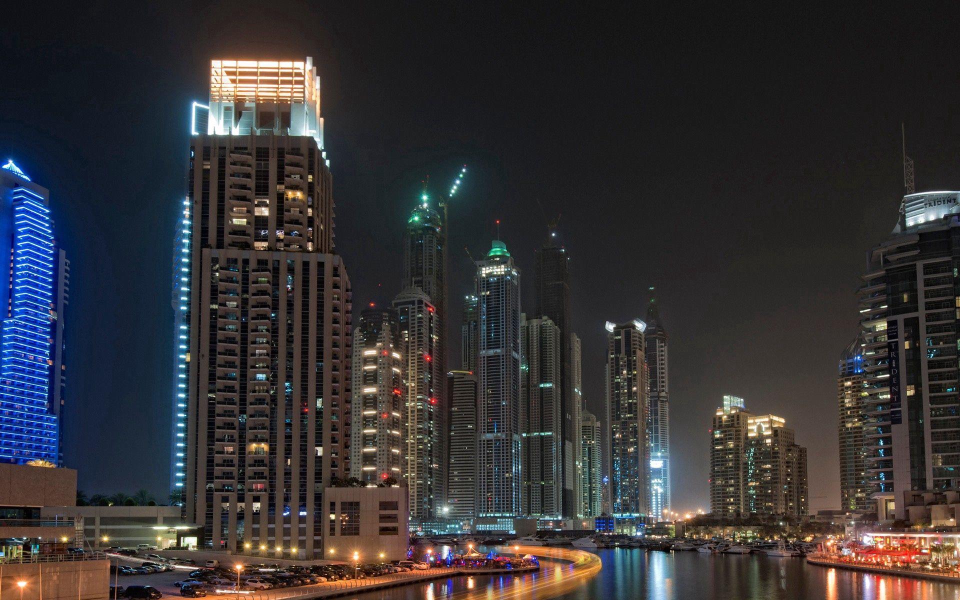80813 Заставки и Обои Яхты на телефон. Скачать Дубай, Небоскребы, Пирс, Города, Яхты картинки бесплатно