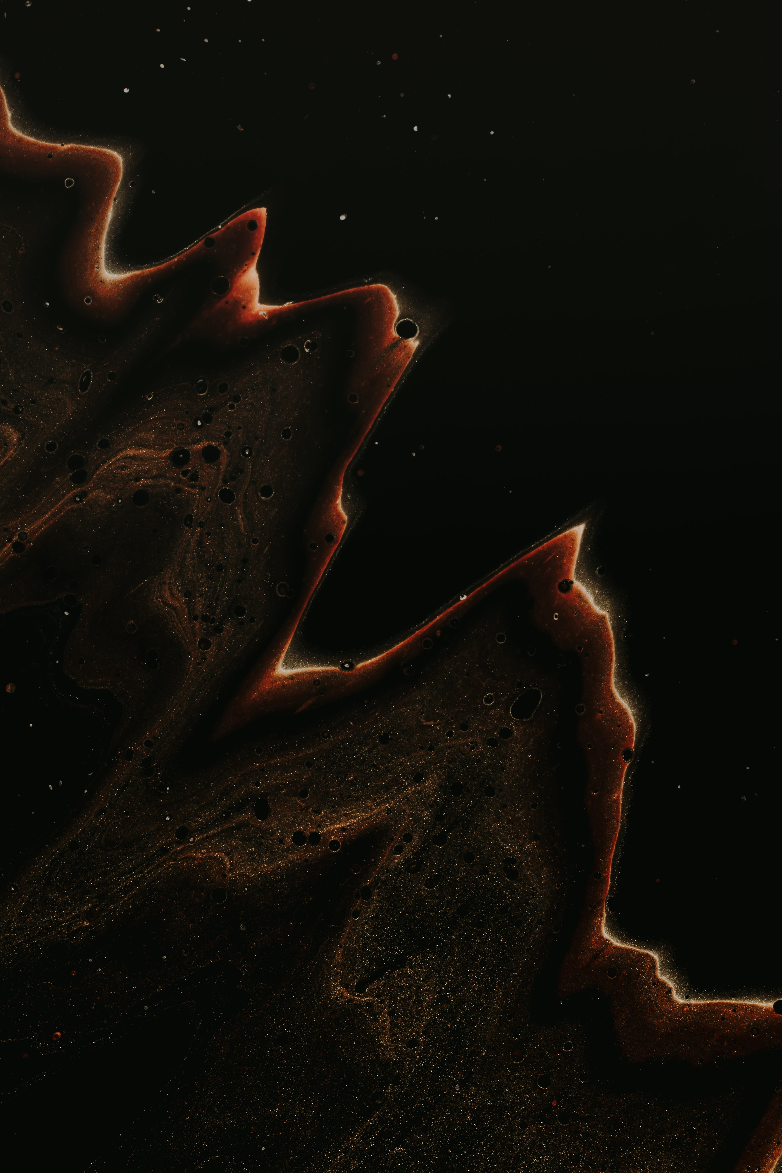 155383 download wallpaper Abstract, Dark, Divorces, Paint, Liquid screensavers and pictures for free