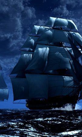 47326 скачать обои Транспорт, Корабли, Море - заставки и картинки бесплатно