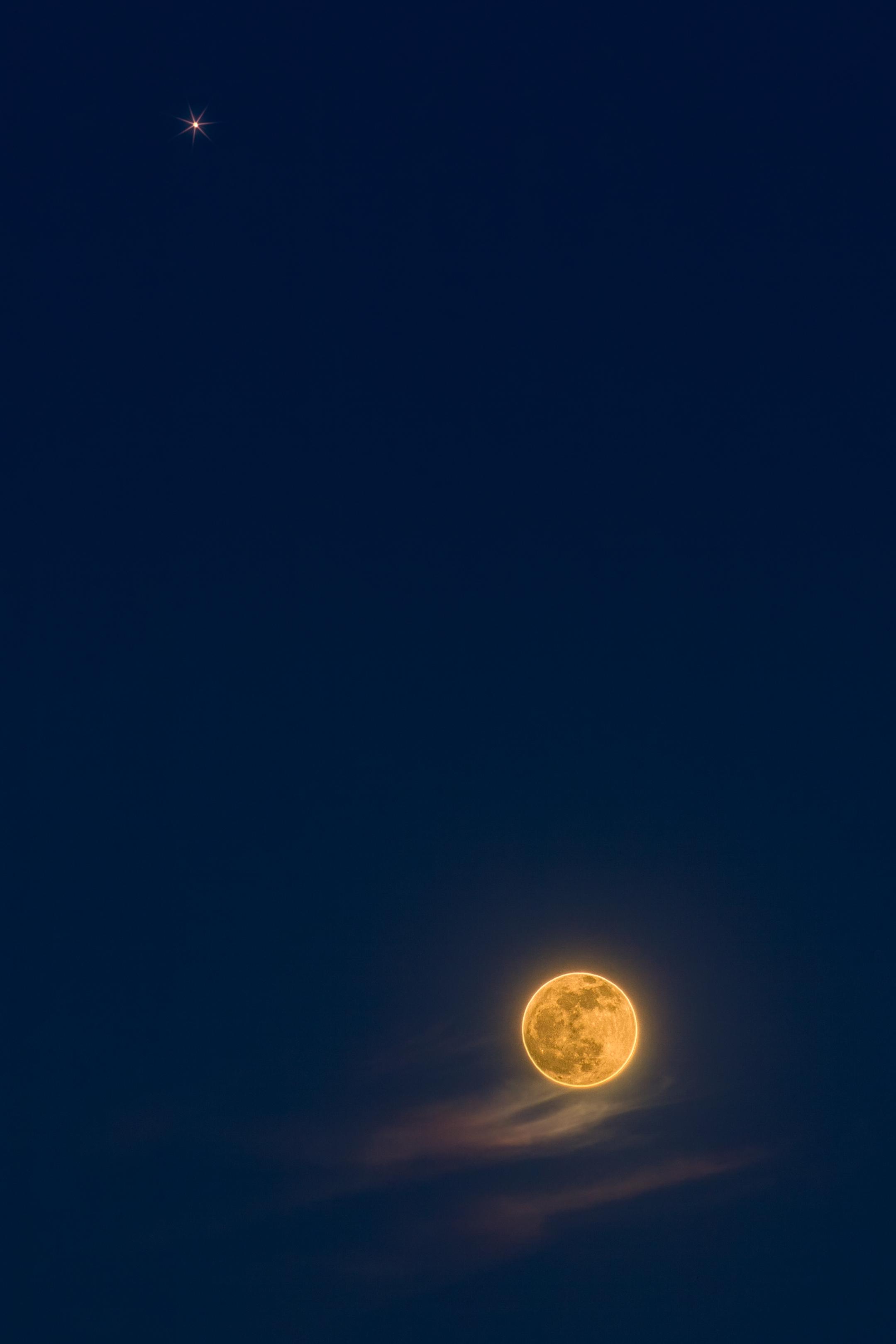 103562 Protetores de tela e papéis de parede Lua em seu telefone. Baixe Lua, Céu, Universo, Noite fotos gratuitamente