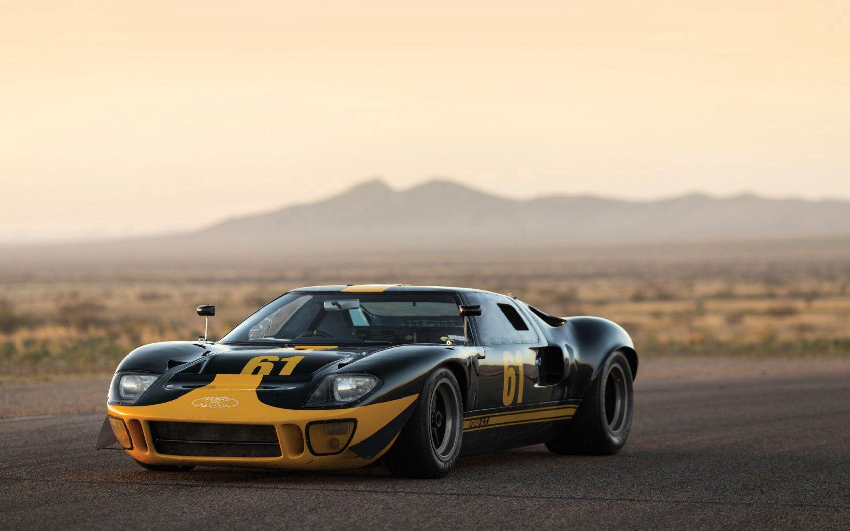 127999 Hintergrundbild herunterladen Ford, Sport, Cars, Sportwagen, Gt40, 1966 - Bildschirmschoner und Bilder kostenlos