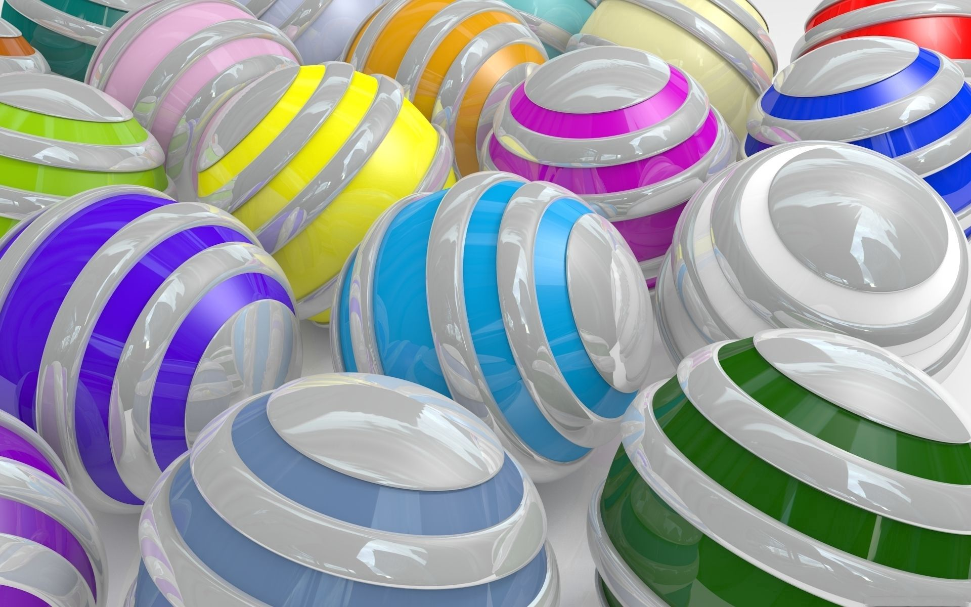 56480 Screensavers and Wallpapers Balloons for phone. Download Balloons, 3D, Colors, Color, Stripes, Strips, Taw pictures for free