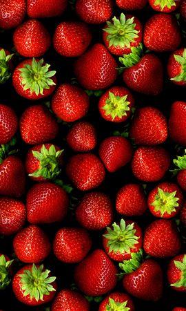 23543 télécharger le fond d'écran Fruits, Nourriture, Fraise - économiseurs d'écran et images gratuitement