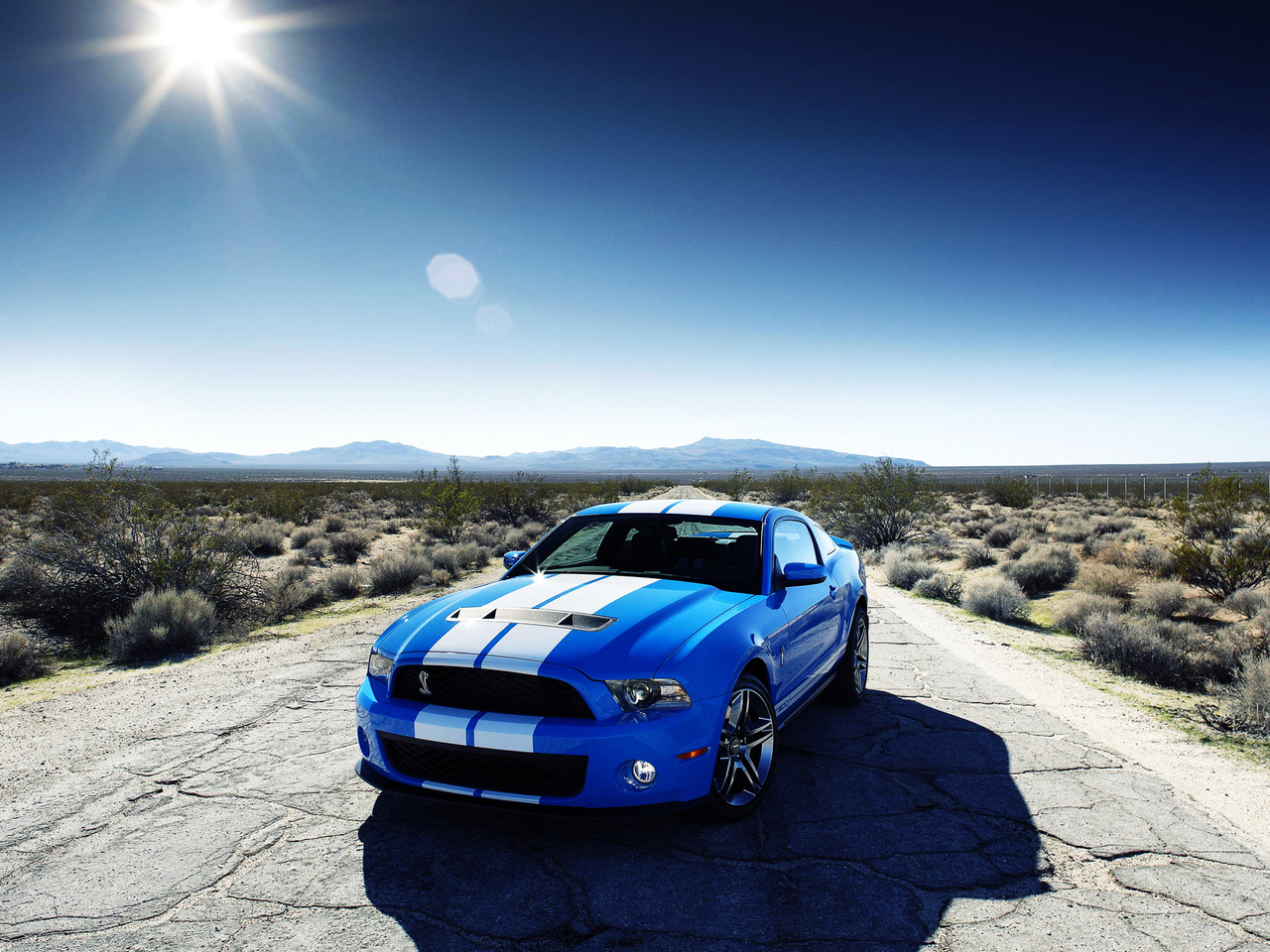 Download mobile wallpaper Transport, Auto, Ford, Mustang for free.