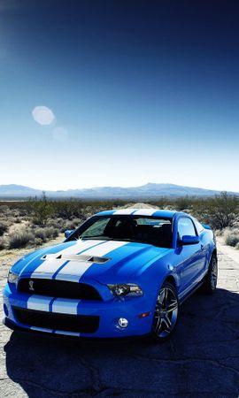 14560 télécharger le fond d'écran Transports, Voitures, Ford, Mustang - économiseurs d'écran et images gratuitement