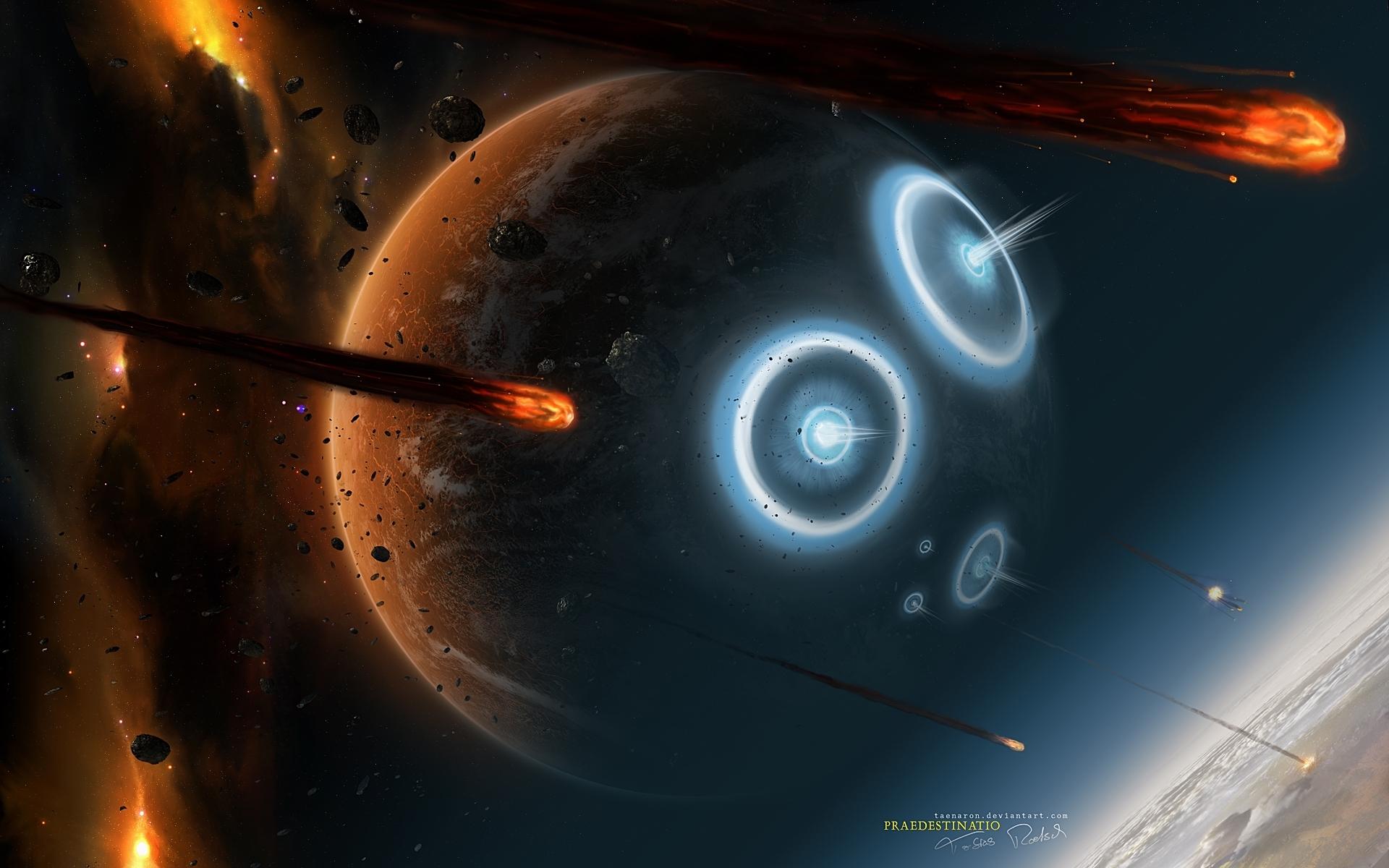 6766 скачать обои Пейзаж, Планеты, Космос - заставки и картинки бесплатно