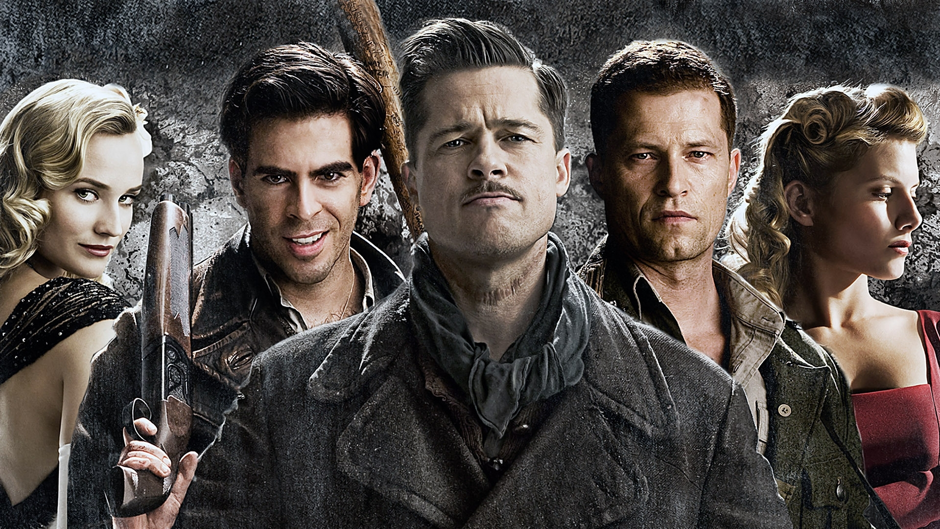46669 download wallpaper Cinema, People, Brad Pitt screensavers and pictures for free