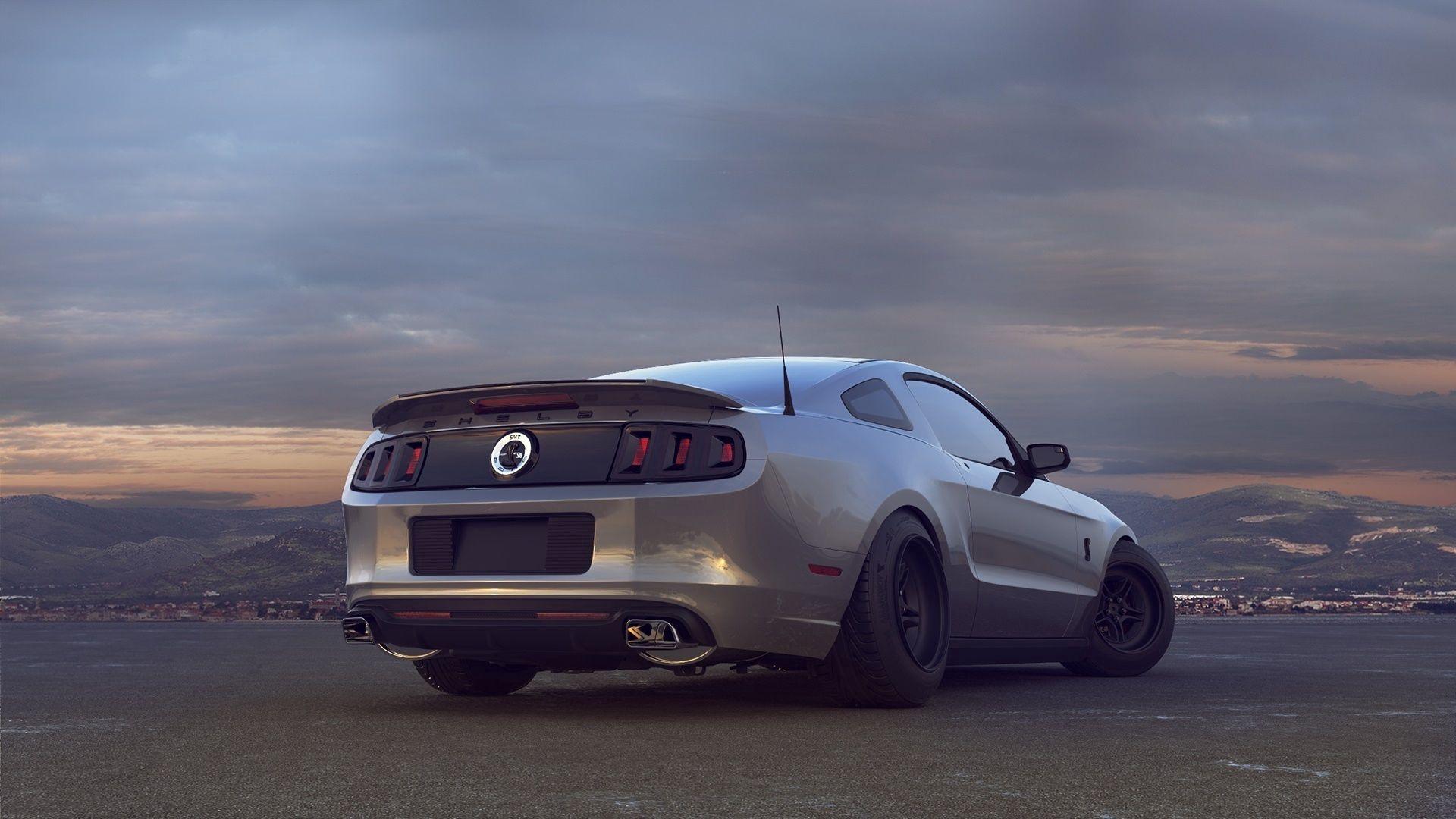 111519 Hintergrundbild herunterladen Auto, Ford, Mustang, Cars, Wagen, Shelby, Ziehen, Gt 500 - Bildschirmschoner und Bilder kostenlos