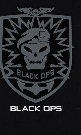 12256 скачать обои Игры, Логотипы, Call Of Duty (Cod) - заставки и картинки бесплатно