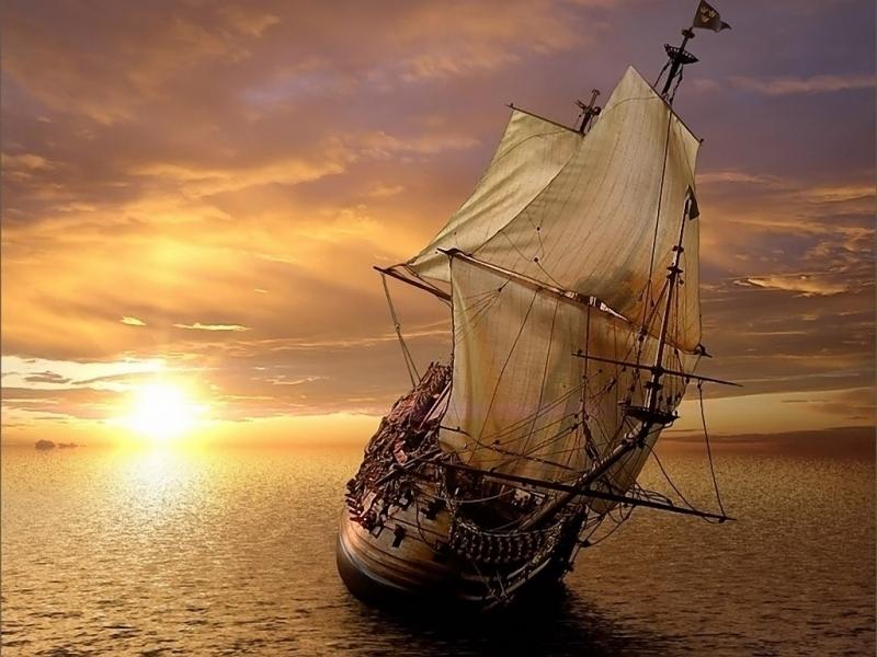 44021 Заставки и Обои Корабли на телефон. Скачать Транспорт, Пейзаж, Корабли, Море картинки бесплатно