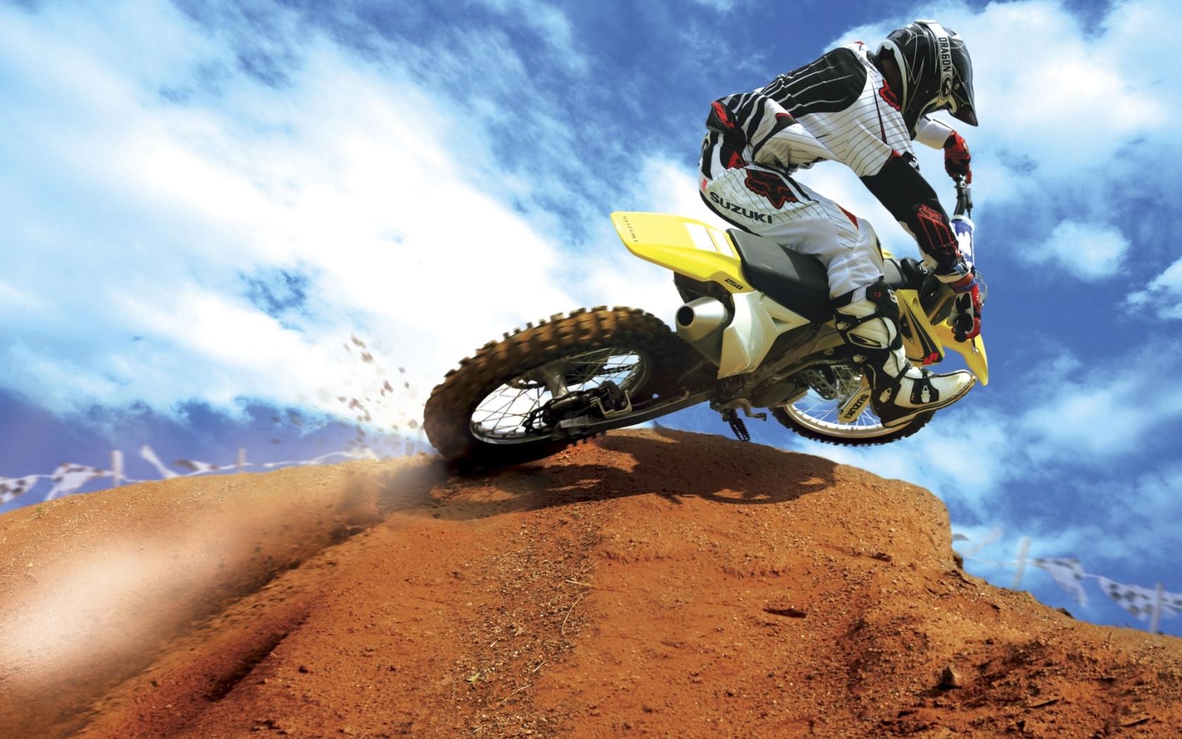 3312 descargar fondo de pantalla Deportes, Motocicletas, Motocross: protectores de pantalla e imágenes gratis
