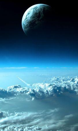 32295 скачать обои Пейзаж, Небо, Облака - заставки и картинки бесплатно