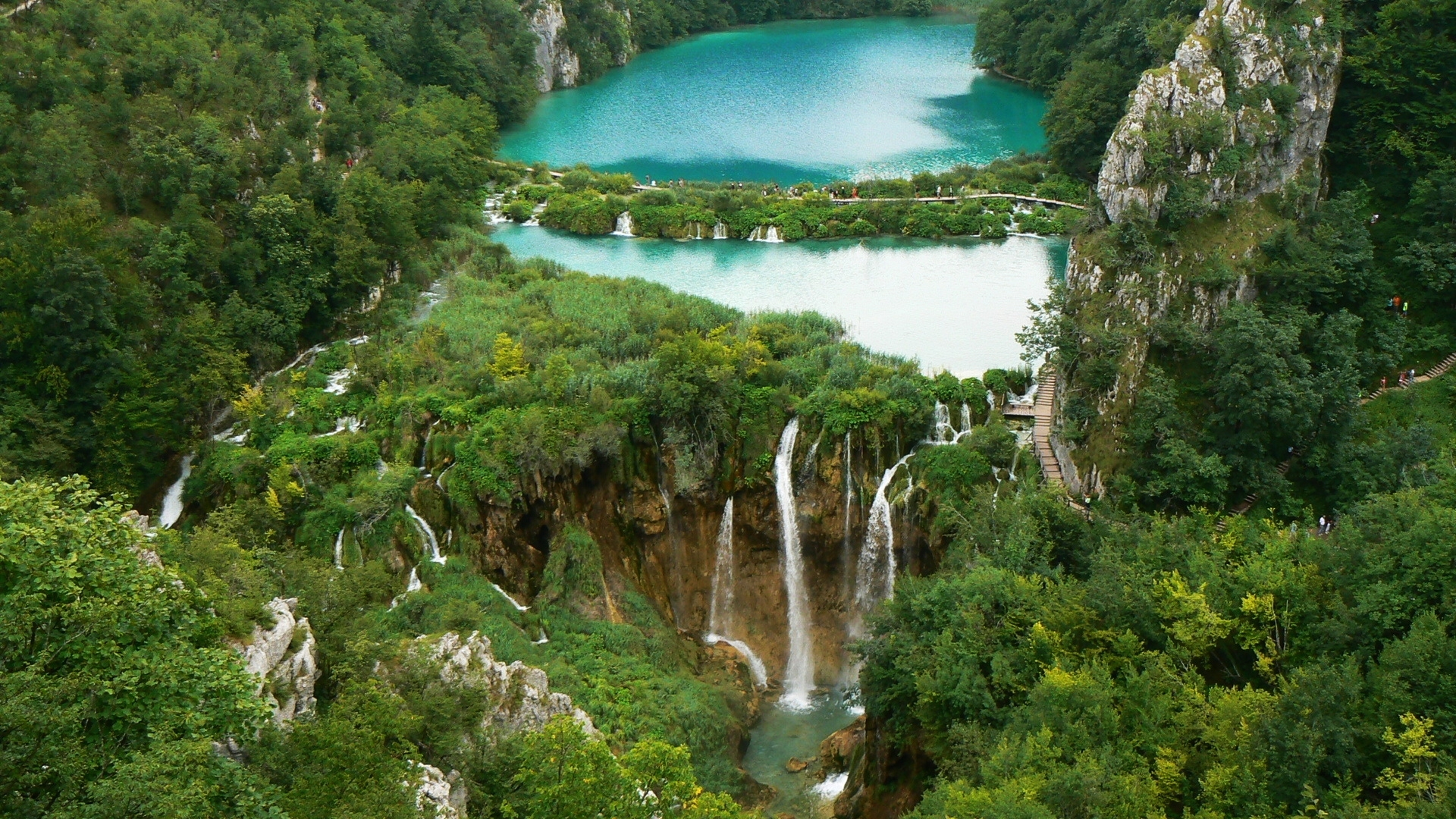 42816 download wallpaper Landscape, Nature, Waterfalls screensavers and pictures for free