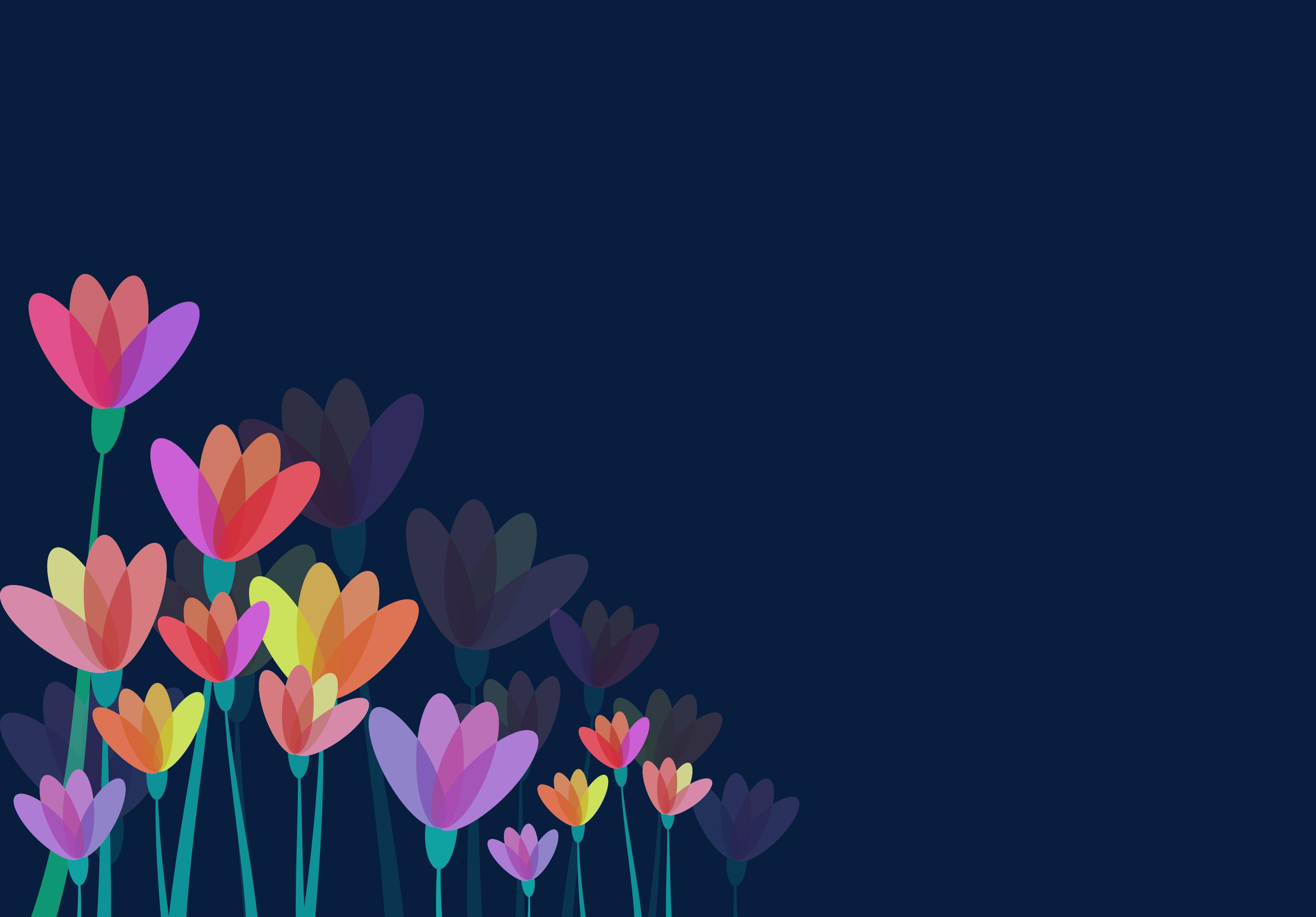 144716 Заставки и Обои Вектор на телефон. Скачать Вектор, Цветы, Разноцветный картинки бесплатно