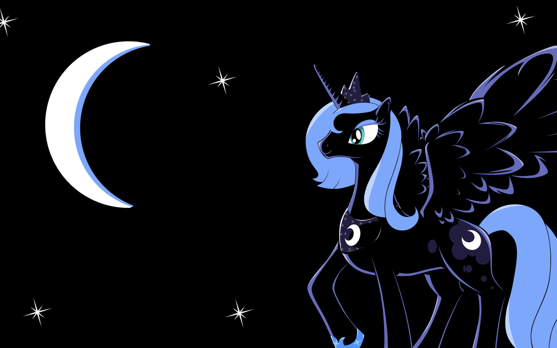 20944 download wallpaper Cartoon, Fantasy, Unicorns, Pictures screensavers and pictures for free