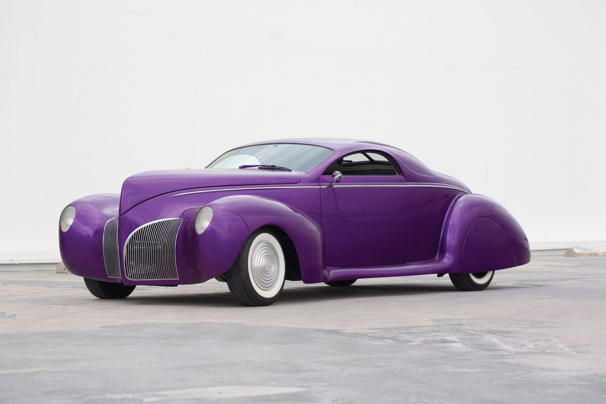 119829 download wallpaper Cars, Purple Haze, Auto, Lilac, Side View screensavers and pictures for free