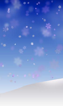 57422 descargar fondo de pantalla Vacaciones, Monigote De Nieve, Muñeco De Nieve, Ventisquero, Nieve, Los Copos De Nieve: protectores de pantalla e imágenes gratis