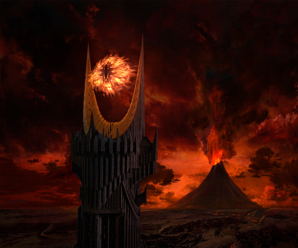 Лучшие заставки и фоны Властелин Колец (The Lord Of The Rings) на мобильный