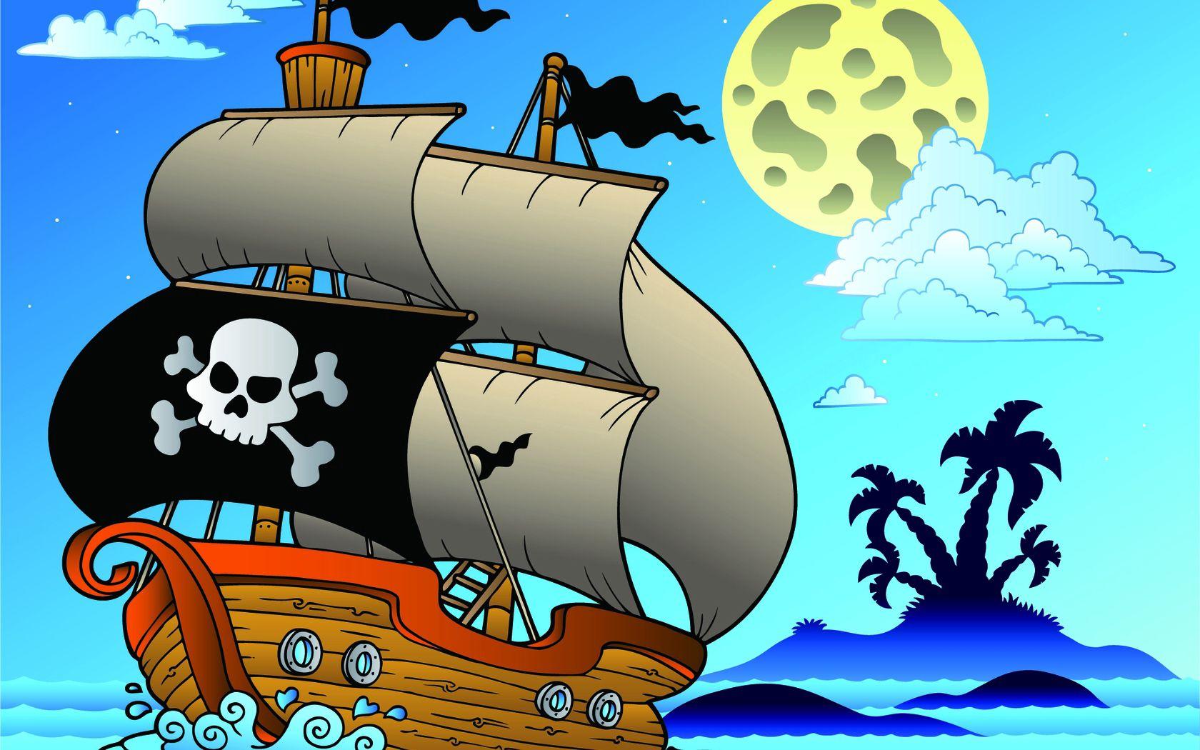 Kostenlose Piraten HD-Bilder herunterladen