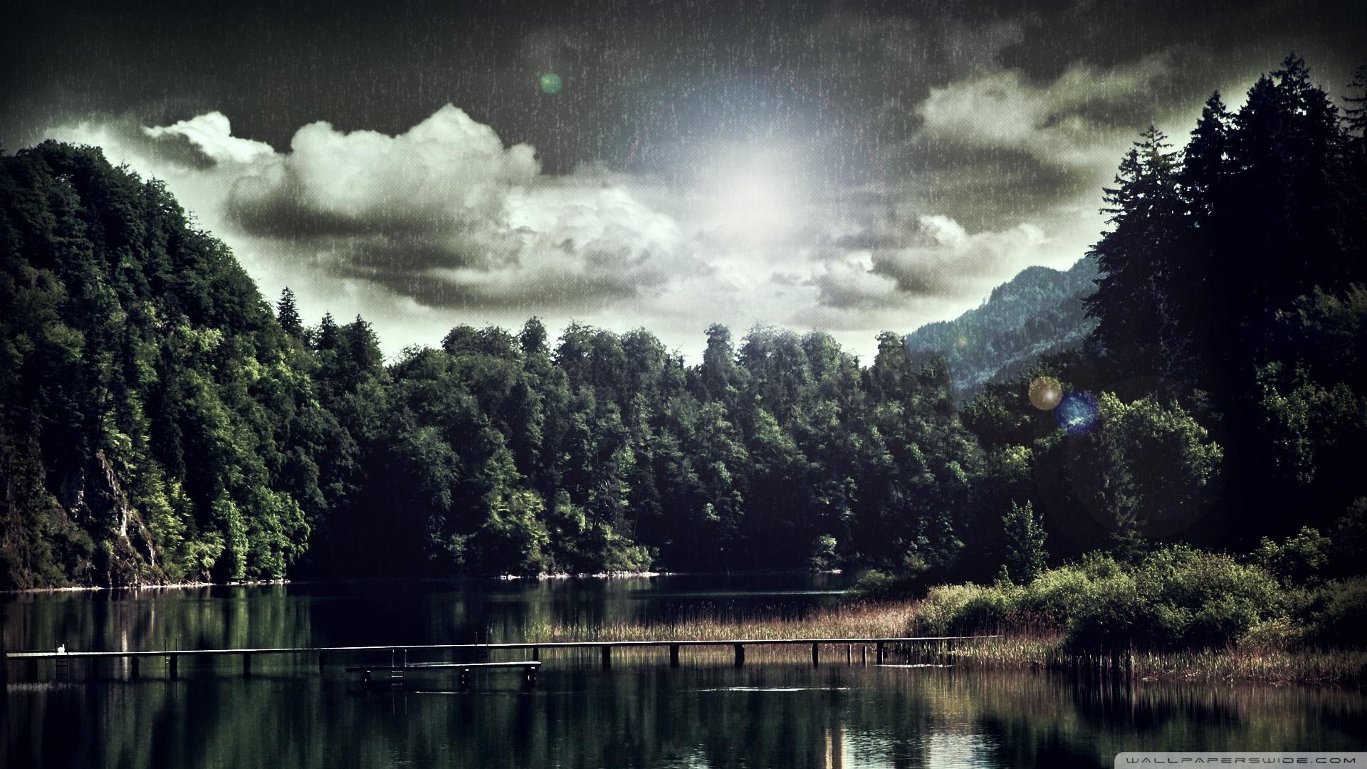 17352 скачать обои Пейзаж, Вода, Деревья - заставки и картинки бесплатно