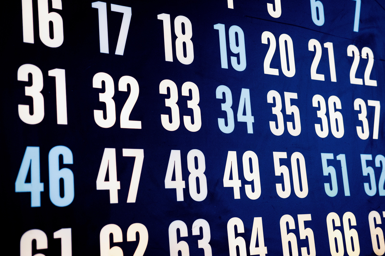 65892壁紙のダウンロード言葉, 数字, 番号, 部屋, 客室, グロー, 匂う, 輝く, 光-スクリーンセーバーと写真を無料で