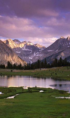 44357 télécharger le fond d'écran Paysage, Nature, Montagnes - économiseurs d'écran et images gratuitement