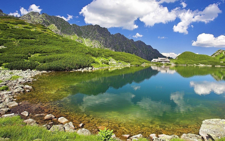 45849 Заставки и Обои Озера на телефон. Скачать Пейзаж, Природа, Озера картинки бесплатно