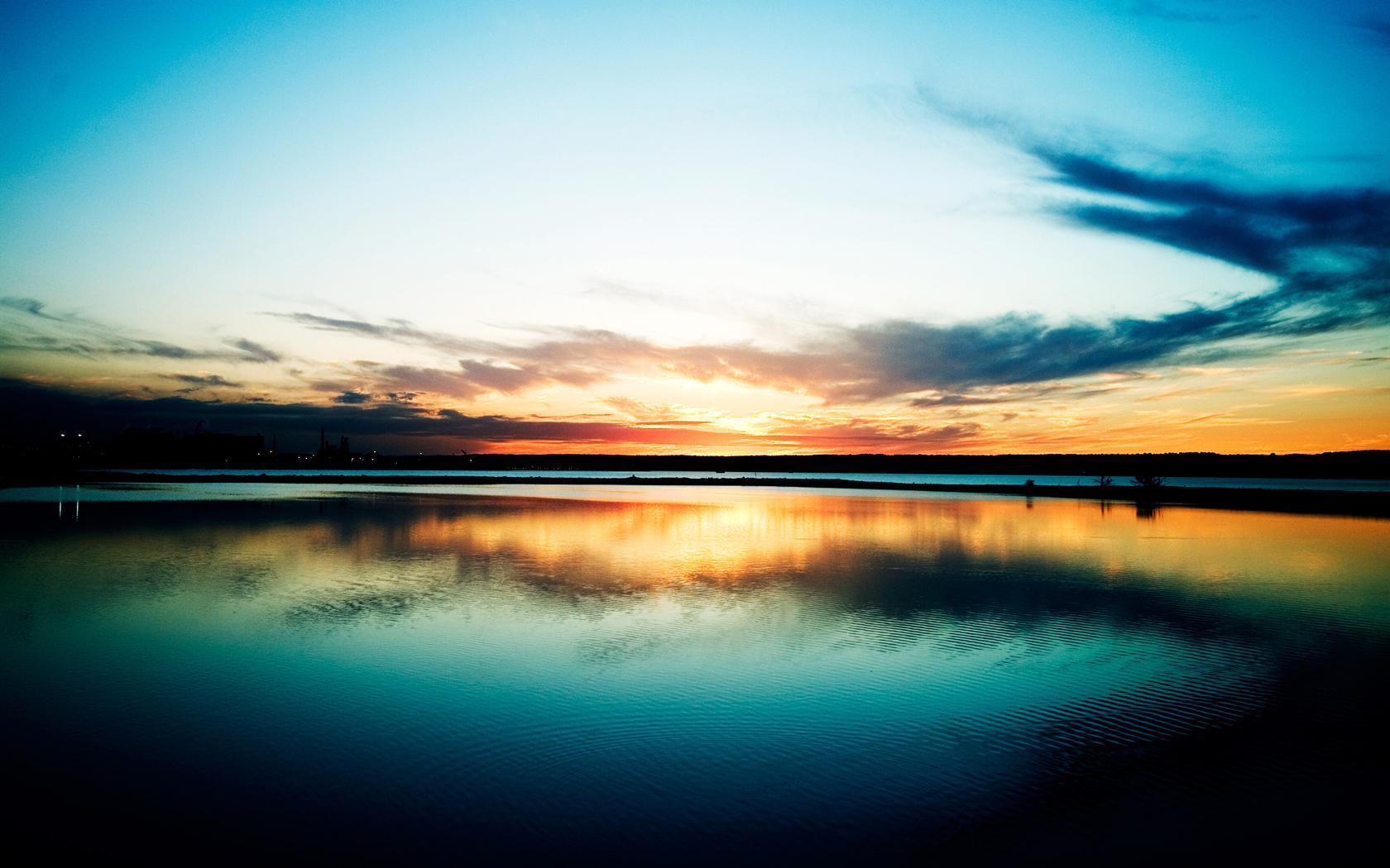 46224 Заставки и Обои Озера на телефон. Скачать Пейзаж, Природа, Рассвет, Озера картинки бесплатно