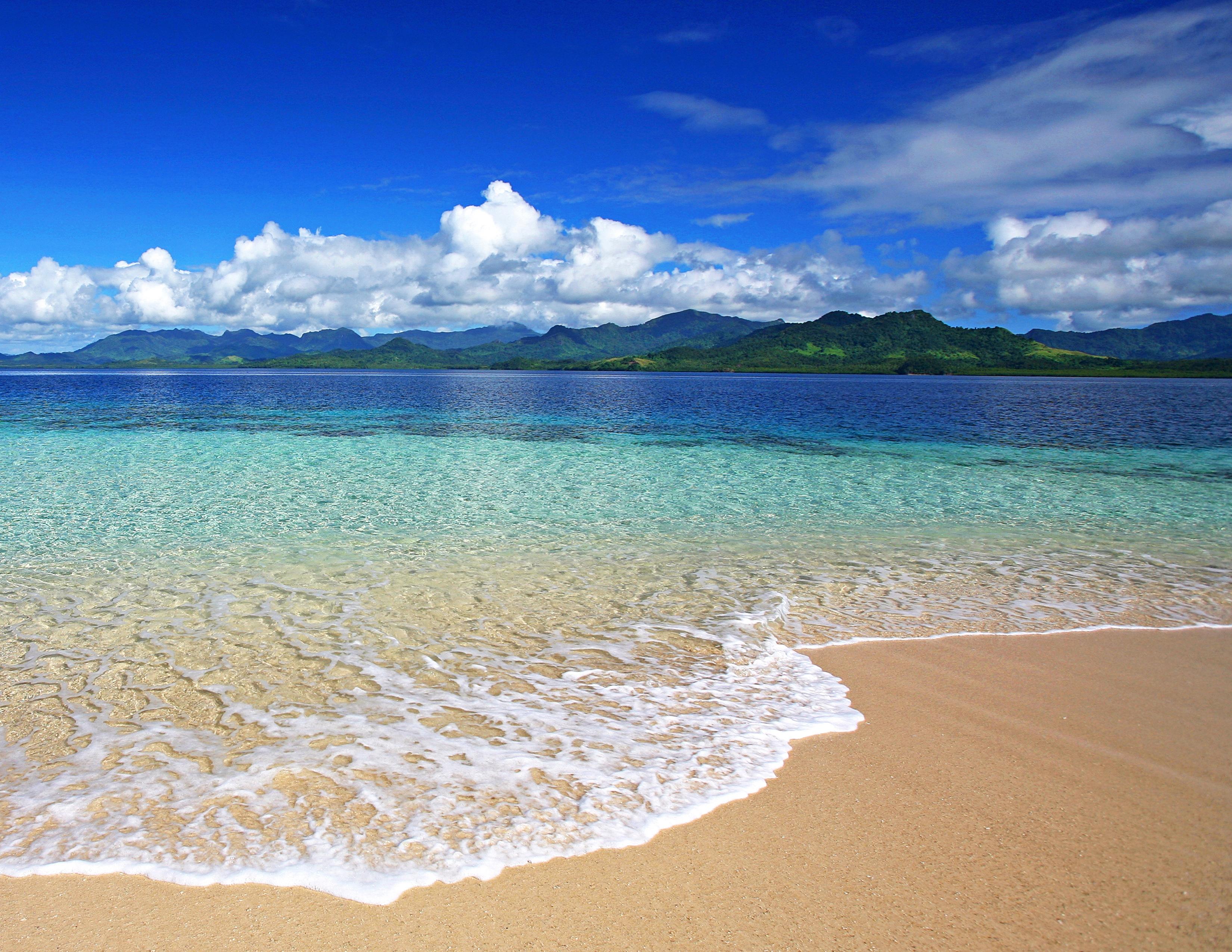 70138 скачать обои Море, Пляж, Прибой, Природа, Песок, Пена - заставки и картинки бесплатно