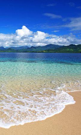 70138 Заставки и Обои Море на телефон. Скачать Природа, Море, Пляж, Песок, Прибой, Пена картинки бесплатно