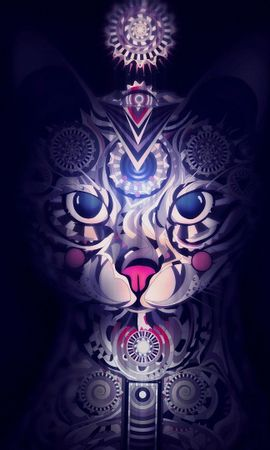 21775 download wallpaper Animals, Cats, Pictures screensavers and pictures for free