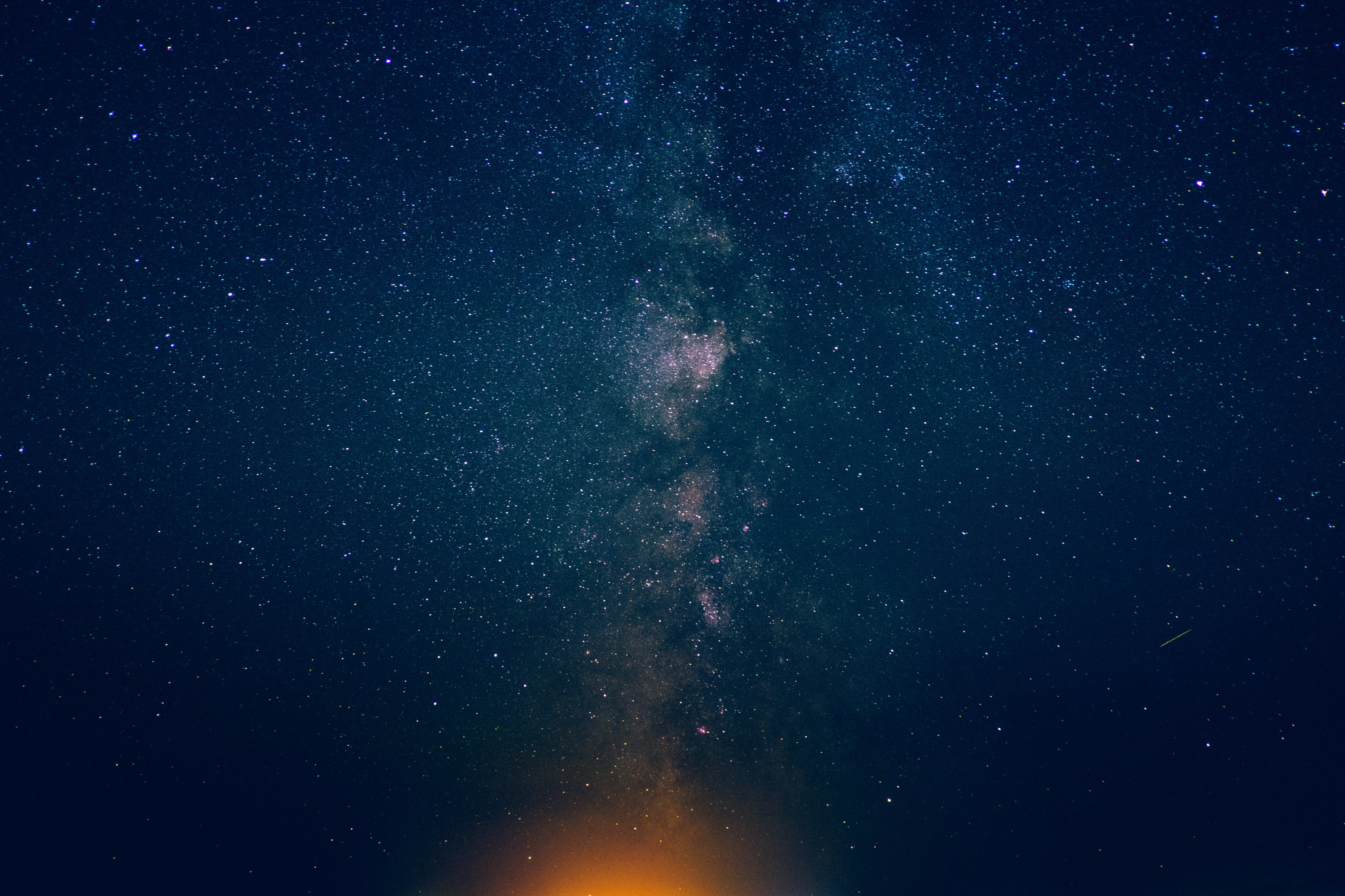 149888 download wallpaper Starry Sky, Galaxy, Shine, Light, Night, Universe screensavers and pictures for free