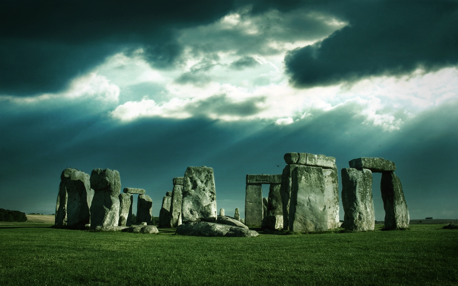 44291 download wallpaper Landscape, Stonehenge screensavers and pictures for free