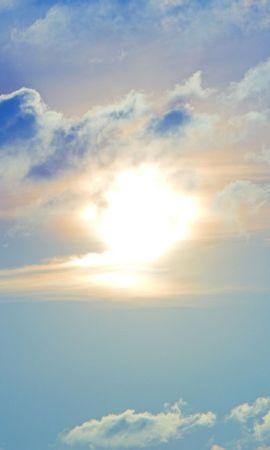 24575 скачать обои Пейзаж, Небо, Солнце, Облака - заставки и картинки бесплатно