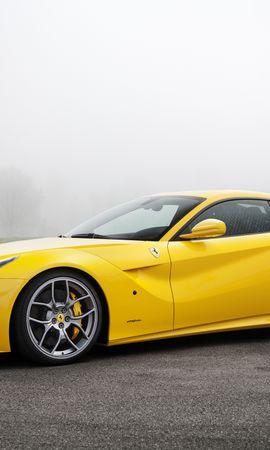 139518 télécharger le fond d'écran Voitures, Ferrari, F12, Novitec Rosso - économiseurs d'écran et images gratuitement