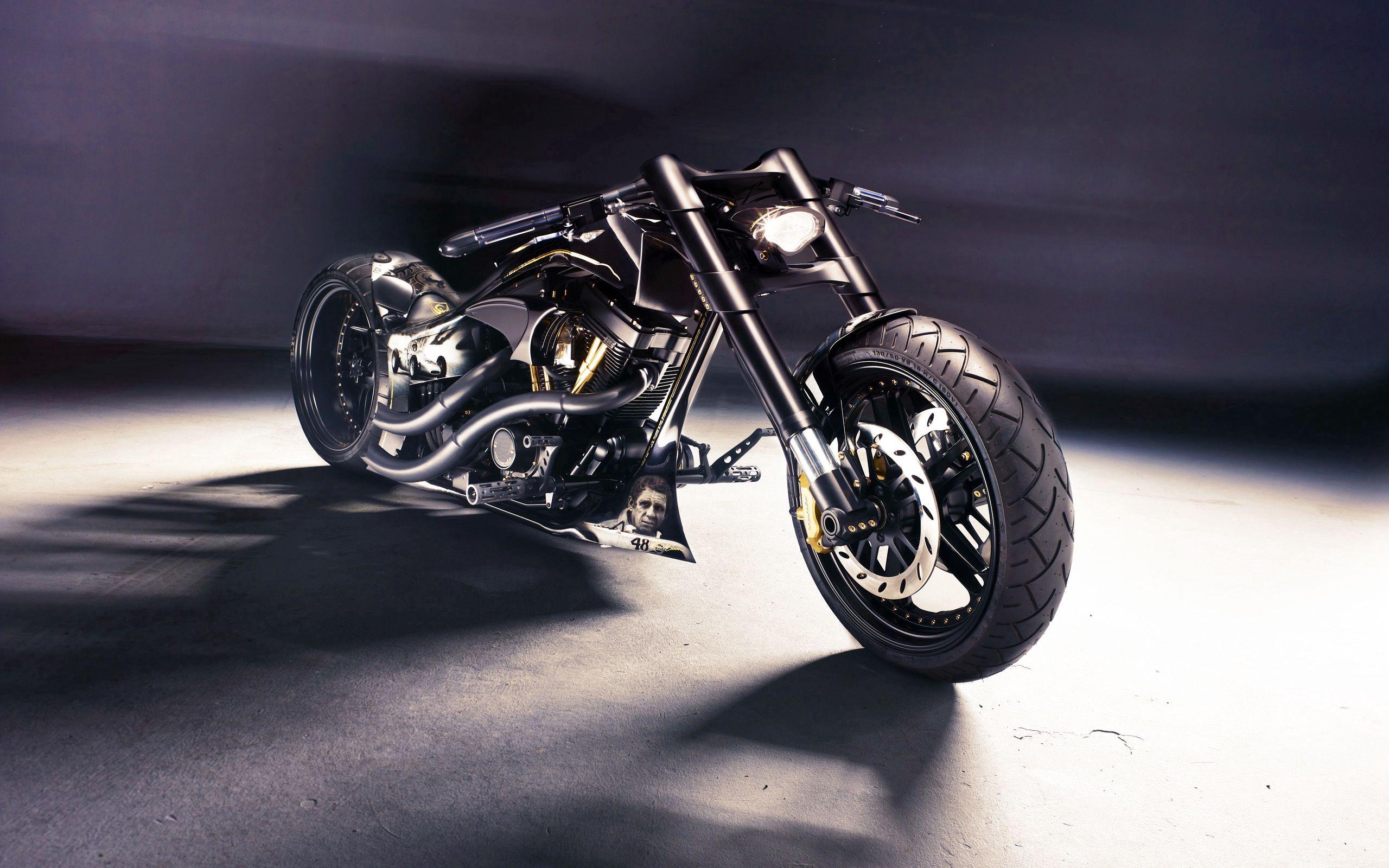 153427 Hintergrundbild herunterladen Motorräder, Fahrrad, Hamann, Benutzerdefiniert, Benutzerdefinierte, Soltador-Kreuzer - Bildschirmschoner und Bilder kostenlos