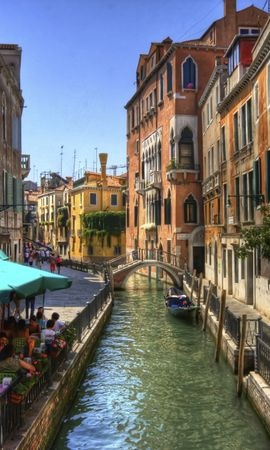 21514 descargar fondo de pantalla Paisaje, Ciudades, Venecia: protectores de pantalla e imágenes gratis