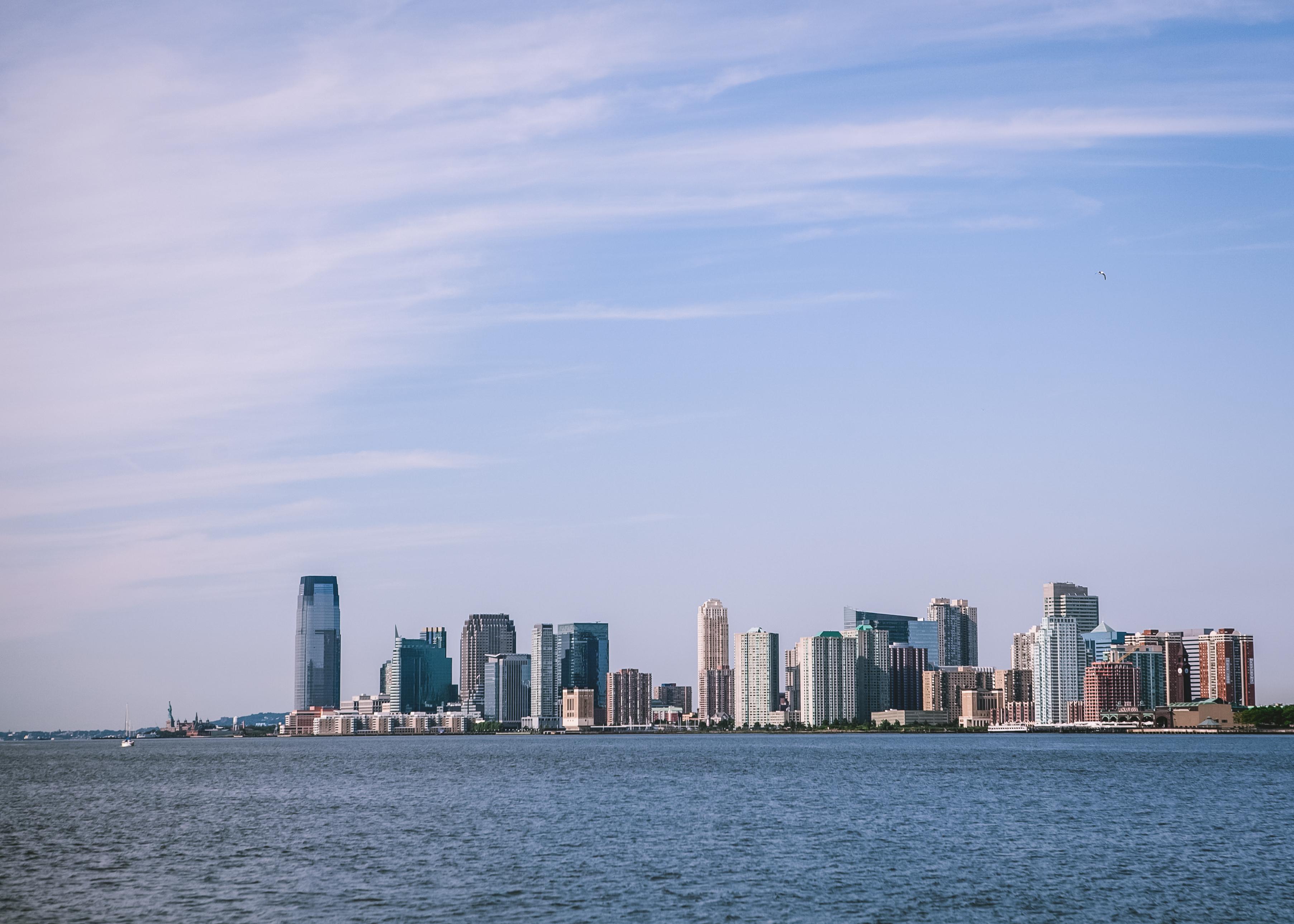 73035壁紙のダウンロード市, 都市, 建物, 海岸, 水, 見る, 眺める-スクリーンセーバーと写真を無料で