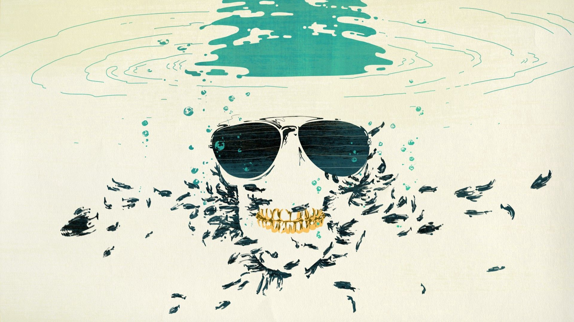 103180 download wallpaper Art, Glasses, Spectacles, Skull, Picture, Drawing screensavers and pictures for free
