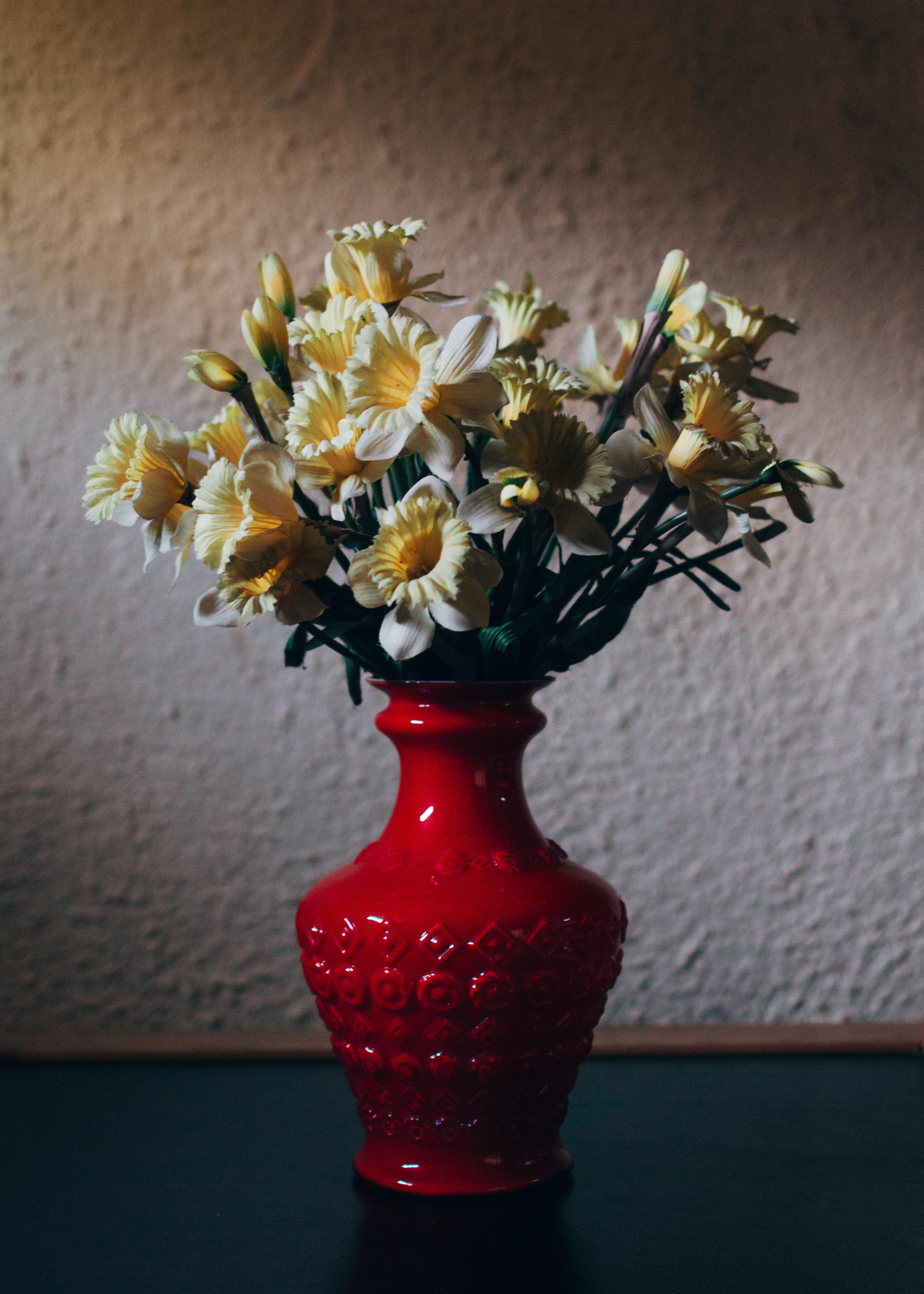 92160 Заставки и Обои Нарциссы на телефон. Скачать Нарциссы, Цветы, Букет, Ваза картинки бесплатно