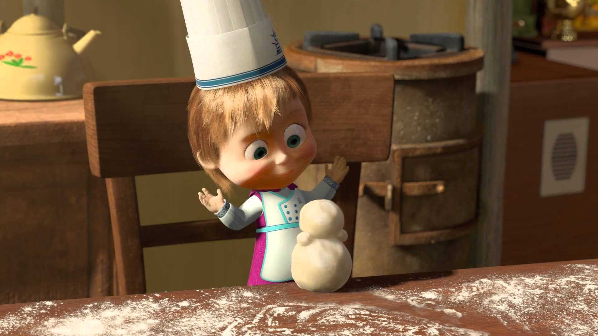 21261 Screensavers and Wallpapers Masha And The Bear for phone. Download Masha And The Bear, Cartoon pictures for free
