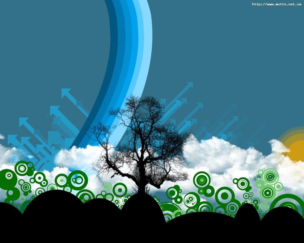 772 download wallpaper Abstract, Trees, Art screensavers and pictures for free