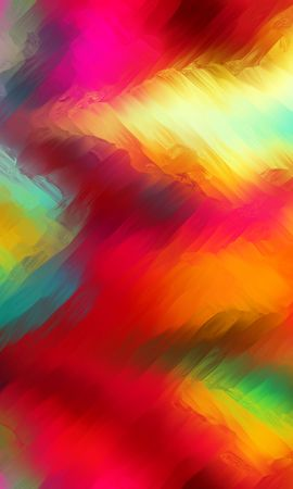 150485 download wallpaper Abstract, Multicolored, Motley, Blurred, Fuzzy, Paint, Strokes, Mixing screensavers and pictures for free